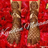 Bridal Mehandi Designing 10