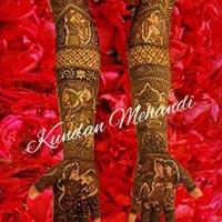Bridal Mehandi Designing 11