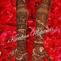 Bridal Mehandi Designing 14