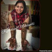 Bridal Mehandi Designing 16