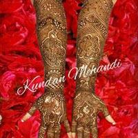 Bridal Mehandi Designing 19