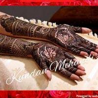 Bridal Mehandi Designing 20
