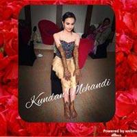 Bridal Mehandi Designing 23