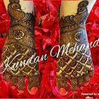 Bridal Mehandi Designing 25