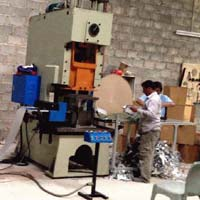 Aluminium Foil Container Box Making Machine