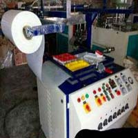 Manual EPS Plastic Plate & Bowl Making Machine