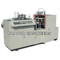 Paper Cup Making Machine (PE PCMM 01)