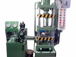 Double Compacting Hydraulic Presses