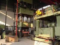 hot forging hydraulic press