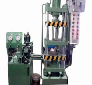 Hydraulic Powder Compacting Press