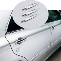 Chrome Door Guards