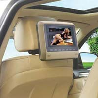 Seat Mounted LED Screen