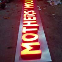 ACP & Acrylic Glow Sign Boards 09