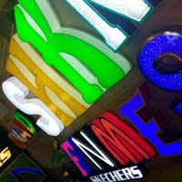 ACP & Acrylic Glow Sign Boards 14