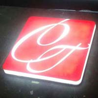 ACP & Acrylic Glow Sign Boards 19
