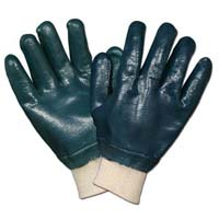 Nitrile Coated Heavy Duty Gloves