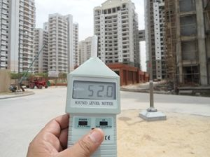 Noise Level Monitoring Services