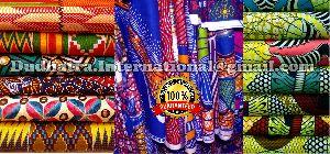African Wax Fabric 02