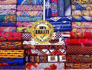 African Wax Fabric 03