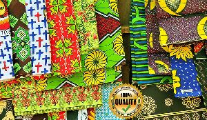 Khanga Kitenge Fabric 01