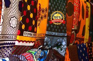 Khanga Kitenge Fabric 05