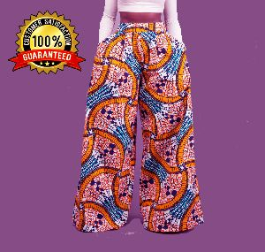 Ladies African Trouser