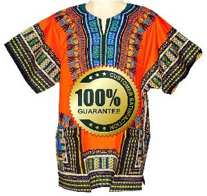 Mens African Dashiki Shirts