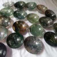 Agate Stone Bowls (2)