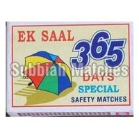 365 Special Safety Matchbox