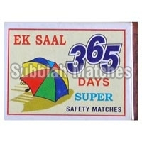 365 Super Safety Matchbox