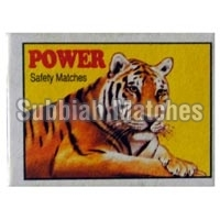 Power Super Safety Matchbox