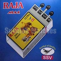 RAJA Safety Matches