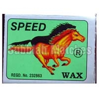 Speed Wax Safety Matches