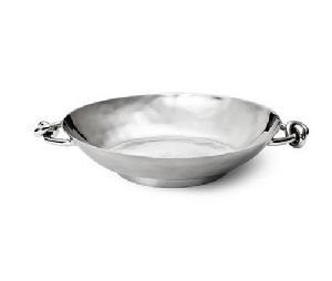 Premium Stainless Steel Shallow Dish