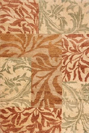 Rectangular Hand Knotted Rugs