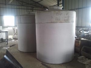 PVC & FRP Storage Tanks (5000 TO 20000 KL. CAP.)