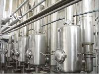 Spray Milk Powder Plant