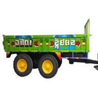4 Wheel Tractor Trailers