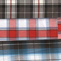 100% Polyester Yarn Dyed Woven Fabric 01