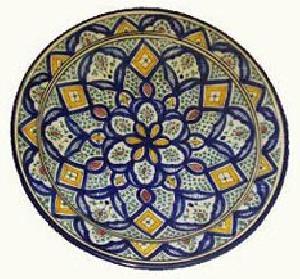 Decorative Plate 01