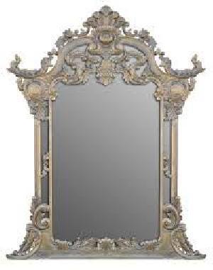 Framed Mirror 02