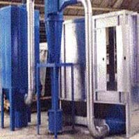 Powder Spray Booths