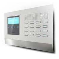 GSM Burglar Alarm System