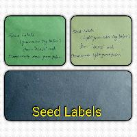 Seed Lables