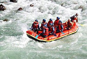 River Rafting Booking Services  03