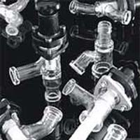 Borosilicate Glass Valves