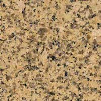 Crystal Yellow Granite Stone