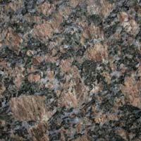 Sapphire Brown Granite Stone