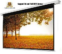 Wall Type Projection Screen