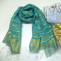 Ladies Blended Silk Scarves